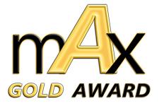 Max Gold Award