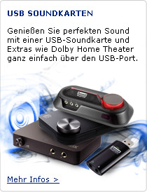 Perfekten Sound mit einer USB-Soundkarte genießen!
