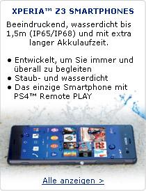 Beeindruckend, wasserdicht bis 1,5m (IP65/IP68) und mit extra langer Akkulaufzeit.