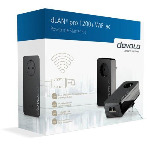 devolo dlan b2b pro 1200 wifi ac 9550 starter. Black Bedroom Furniture Sets. Home Design Ideas