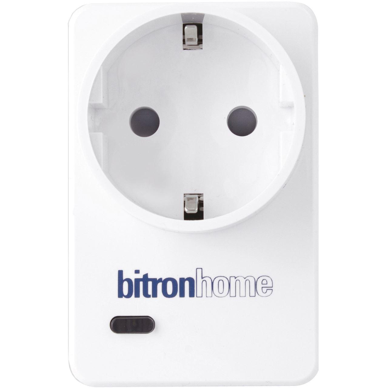 bitronvideo bitron home f r qivicon smart plug. Black Bedroom Furniture Sets. Home Design Ideas