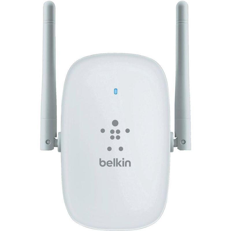 how to connect belkin range extender