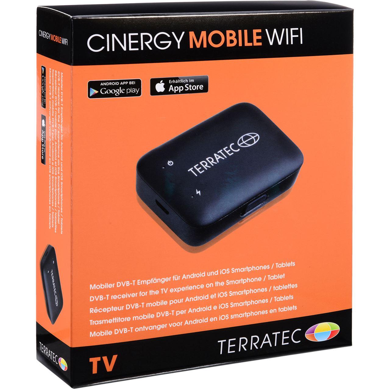 terratec cinergy mobile wifi wifi dvb t box. Black Bedroom Furniture Sets. Home Design Ideas