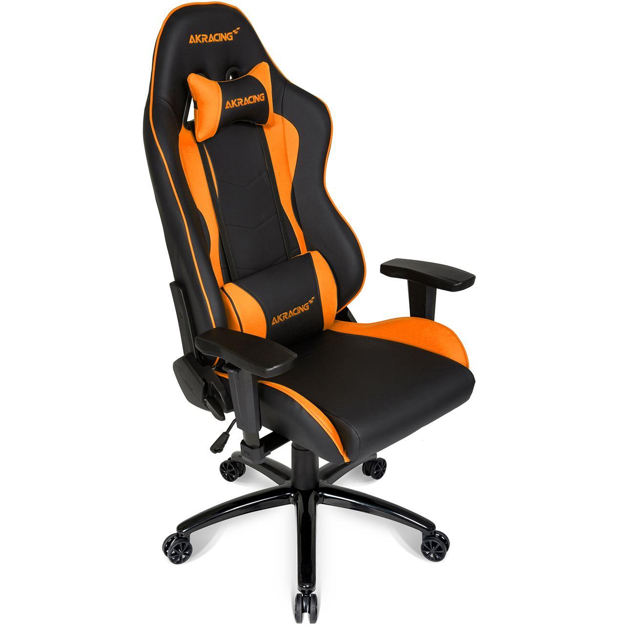 akracing nitro gaming chair schwarz orange. Black Bedroom Furniture Sets. Home Design Ideas