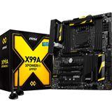 MSI X99A XPower AC Intel X99 So.2011-3 Quad Channel DDR4 EATX Retail