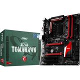 MSI Z170A TOMAHAWK Intel Z170 So.1151 Dual Channel DDR4 ATX Retail