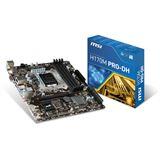 MSI H170M PRO-DH Intel H170 So.1151 Dual Channel DDR4 mATX Retail