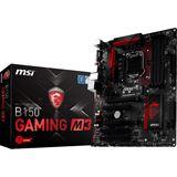 MSI B150 GAMING M3 Intel B150 So.1151 Dual Channel DDR4 ATX Retail