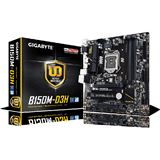Gigabyte GA-B150M-D3H Intel B150 So.1151 Dual Channel DDR4 mATX Retail