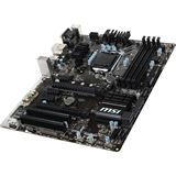 MSI H170A PC MATE Intel H170 So.1151 Dual Channel DDR4 ATX Retail