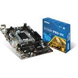 MSI B150M PRO-VH Intel B150 So.1151 Dual Channel DDR4 mATX Retail