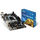 MSI B150M PRO-VD D3 Intel B150 So.1151 Dual Channel DDR mATX Retail