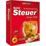 Lexware Quicksteuer Deluxe 2016 Mini Box
