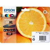 Epson Multi Pack 5COL.33XL PREM INK HIGH