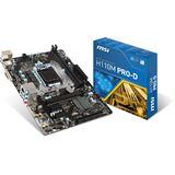 MSI H110M PRO-D Intel H110 So.1151 Dual Channel DDR4 mATX Retail