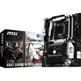 MSI Z170A Krait Gaming R6 Siege Intel Z170 So.1151 Dual Channel DDR ATX Retail