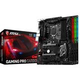 MSI Z170A GAMING PRO CARBON Intel Z170 So.1151 Dual Channel DDR4 ATX Retail