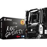 MSI Z170A Krait Gaming 3X Intel Z170 So.1151 Dual Channel DDR ATX Retail