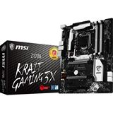 MSI Z170A Krait Gaming 3X Intel Z170 So.1151 Dual Channel DDR4 ATX Retail