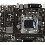 MSI CSM-H110M PRO-VHL Intel H110 So.1151 Dual Channel DDR mATX Retail
