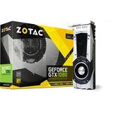 8192MB ZOTAC GeForce GTX 1080 Founders Edition Aktiv PCIe 3.0 x16 (Retail)