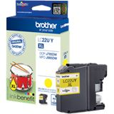 Brother Patrone LC-22UY MFCJ985DW gelb