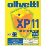 Olivetti B0288 XP11 PRINTHEAD schwarz