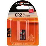 ANSMANN Photo-Batterie CR2 Lithium 3.0 V 1er Pack