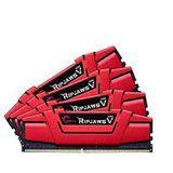 64GB G.Skill RipJaws V rot DDR4-3333 DIMM CL16 Quad Kit