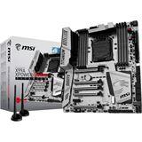 MSI X99A XPower Gaming Titanium Intel X99 So.2011-3 Quad Channel DDR4 ATX Retail