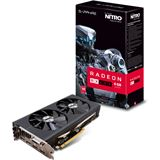 8192MB Sapphire Radeon RX 480 Nitro+ GDDR5 (HDMI / DVI-D / DUAL DP) (LiteRetail)