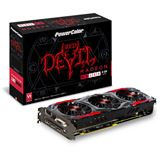 8192MB PowerColor Radeon RX 480 Red Devil Aktiv PCIe 3.0 x16 (Retail)