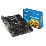MSI B150M PRO-DDP Intel B150 So.1151 Dual Channel DDR4 mATX Retail