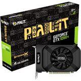 4096MB Palit GeForce GTX 1050 Ti StormX Aktiv PCIe 3.0 x16 (Retail)