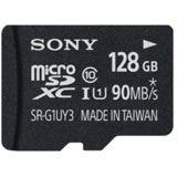 128GB Sony microSDXC Karte Class 10, inkl. Standard Adapter