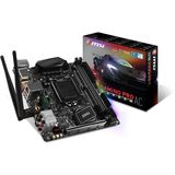 MSI Z270I Gaming Pro Carbon AC Intel Z270 So.1151 Dual Channel DDR4 Mini-ITX Retail