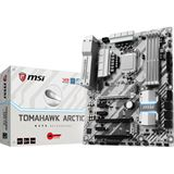 MSI H270 TOMAHAWK ARCTIC Intel H270 So.1151 Dual Channel DDR4 ATX Retail