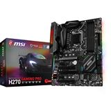MSI H270 Gaming Pro Carbon Intel H270 So.1151 Dual Channel DDR4 ATX Retail