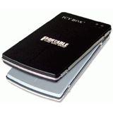 "ICY BOX IB-250StU-B 2.5"" (6,35cm) USB 2.0 schwarz"
