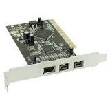 InLine 76666A 3 Port PCI retail