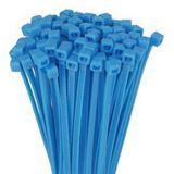 Kabelbinder, Länge 98mm, Breite 2,5mm, 100 Stk, blau