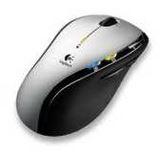 Logitech MX610 Cordless Laser Mouse für Linkshänder