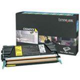 Lexmark Toner 00C5340YX Gelb
