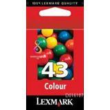 Lexmark N°43 Farbig
