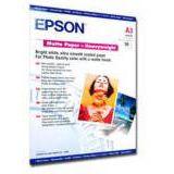 Epson Matte Paper-Heavy Weight Kopierpapier 42x29.7 cm (50 Blatt)