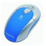 Dicota Bluetooth BlueStar Laser Maus Blau USB