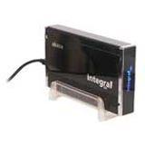 """3,5""""(8,89cm) Akasa USB 2.0 + eSATA Gehäuse IDE + S-ATA"""