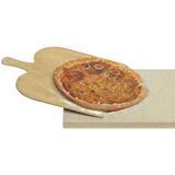 Rommelsbacher Pizza-/Brotbackstein Set PS 16