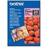 Brother Premium Fotopapier 10x15 cm (20 Blatt)