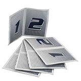 (€0,33*/1L) InLine Monitore / Notebooks Reinigungstücher 10 Stück (43214)